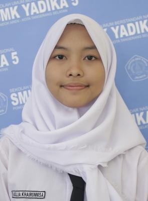 Aullia Khairunnisa