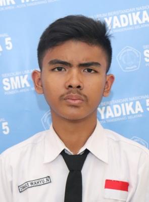 Dimas Wahyu Nugroho