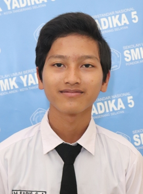 Muhammad Faris S A