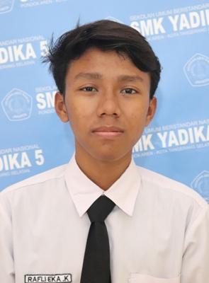 Rafli Eka Kurniawan