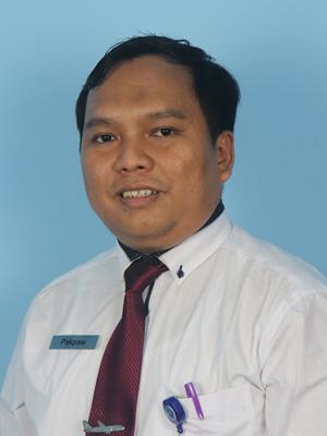 Ahmad Fauzi, S.Kom