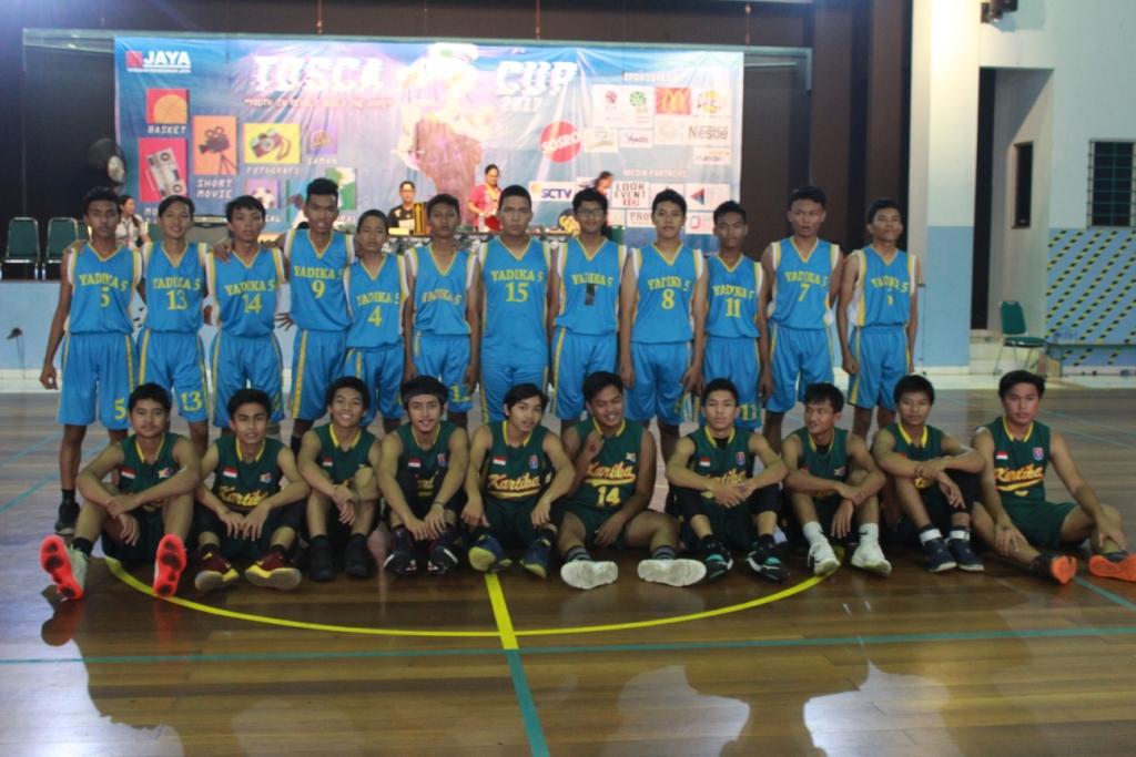 Team Basket Putra